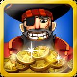 Jaquette Pirates vs Corsairs: Davy Jones' Gold