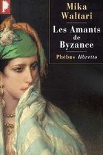 Couverture Les amants de Byzance