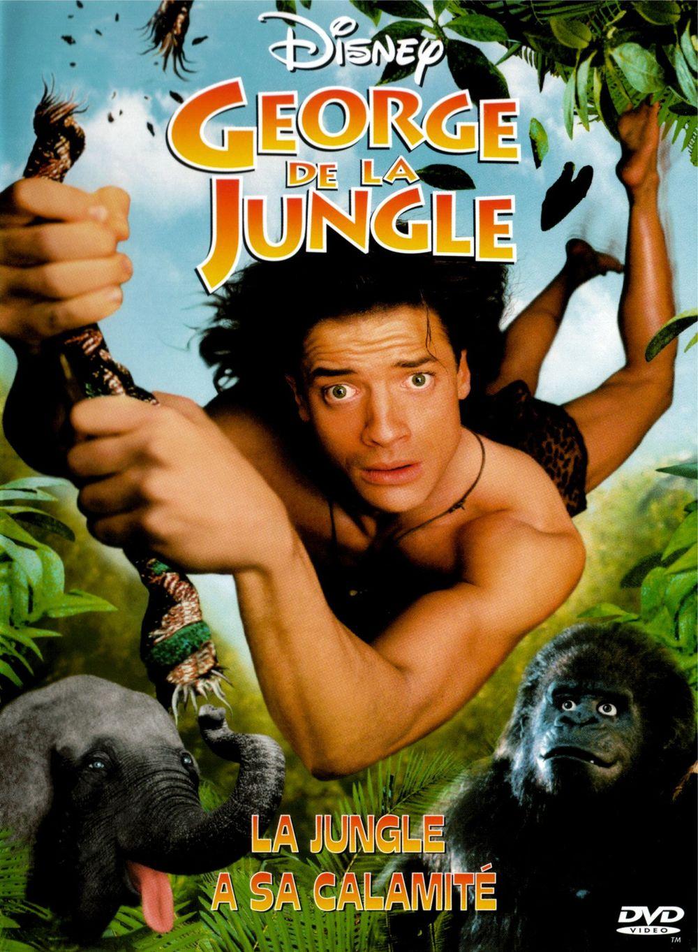George de la fille de la jungle