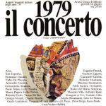 Pochette 1979 Il concerto (Live)