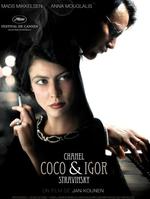 Affiche Coco Chanel et Igor Stravinsky