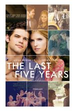 Affiche The Last 5 Years