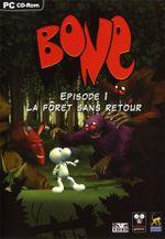 Jaquette Bone : Épisode 1 - La Forêt sans retour