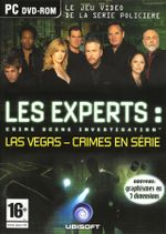 Jaquette Les Experts : Las Vegas - Crimes en série