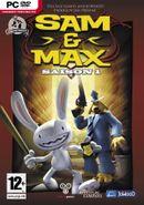 Jaquette Sam & Max : Saison 1 - Sauvez le monde !