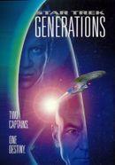 Affiche Star Trek : Générations