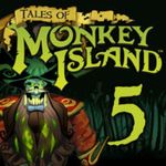 Jaquette Tales of Monkey Island : Chapitre 5 - Rise of the Pirate God