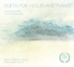 Pochette Duets for Violin and Piano