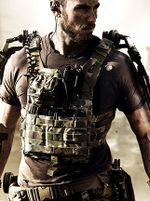 Jaquette Call of Duty : Advanced Warfare - Ravages