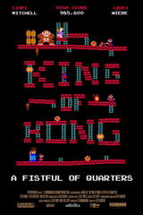 Affiche The King of Kong : A Fistful of Quarters