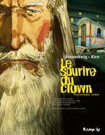 Couverture Le Sourire du clown, tome 3