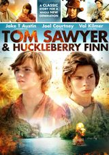 Affiche Tom Sawyer & Huckleberry Finn