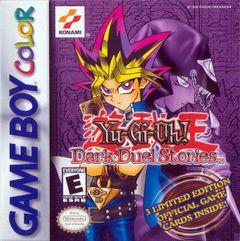 Jaquette Yu-Gi-Oh ! Duel des ténèbres