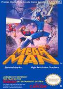 Jaquette Mega Man