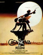 Affiche Le Casanova de Fellini