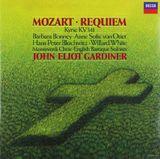 Pochette Requiem in D minor / Kyrie in D minor
