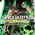 Pochette Uncharted: Drake's Fortune (OST)