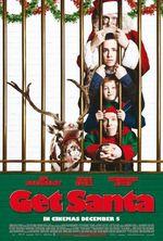 Affiche Get Santa