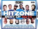 Pochette Radio 538 Hitzone: Best of 2014