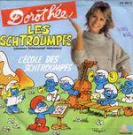 Pochette Les Schtroumpfs (Single)