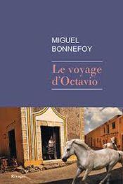 Couverture Le Voyage d'Octavio