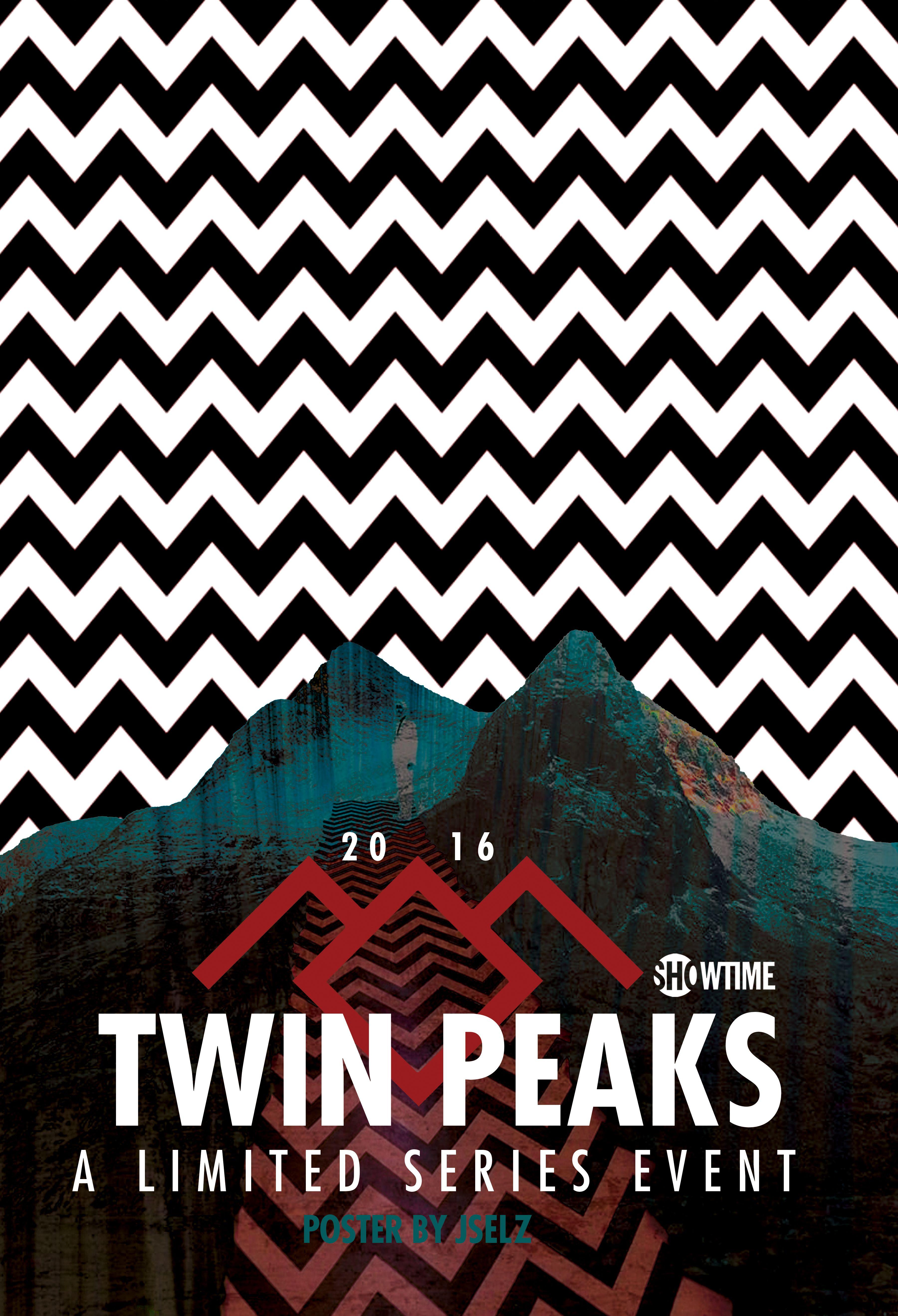 Affiches Posters Et Images De Twin Peaks 2017