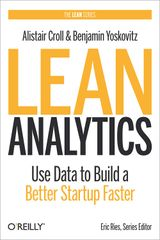 Couverture Lean Analytics