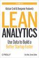 Couverture Lean Analytics