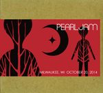 Pochette 2014-10-20: Badley Center, Milwaukee, WI, USA (Live)