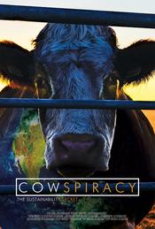 Affiche Cowspiracy