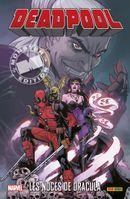 Couverture Deadpool : Les Noces de Dracula