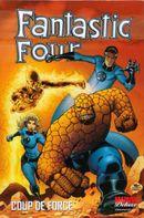 Couverture Coup de Force - Fantastic Four, tome 2