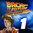 Jaquette Back to the Future : Episode 1 - It's About Time