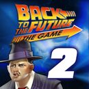 Jaquette Back to the Future : Episode 2 - Get Tannen