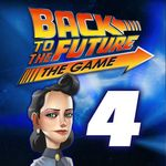 Jaquette Back to the Future : Episode 4 - Double Visions