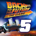 Jaquette Back to the Future : Episode 5 - OUTATIME