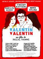 Affiche Valentin Valentin