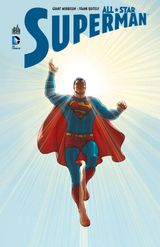 Couverture All-Star Superman