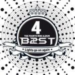 Pochette Lights Go On Again (EP)