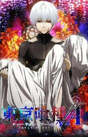 Affiche Tokyo Ghoul √A