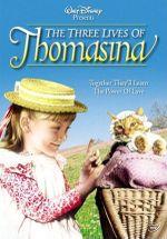 Affiche Les trois vies de Thomasina
