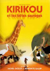 Affiche Kirikou et les Bêtes sauvages
