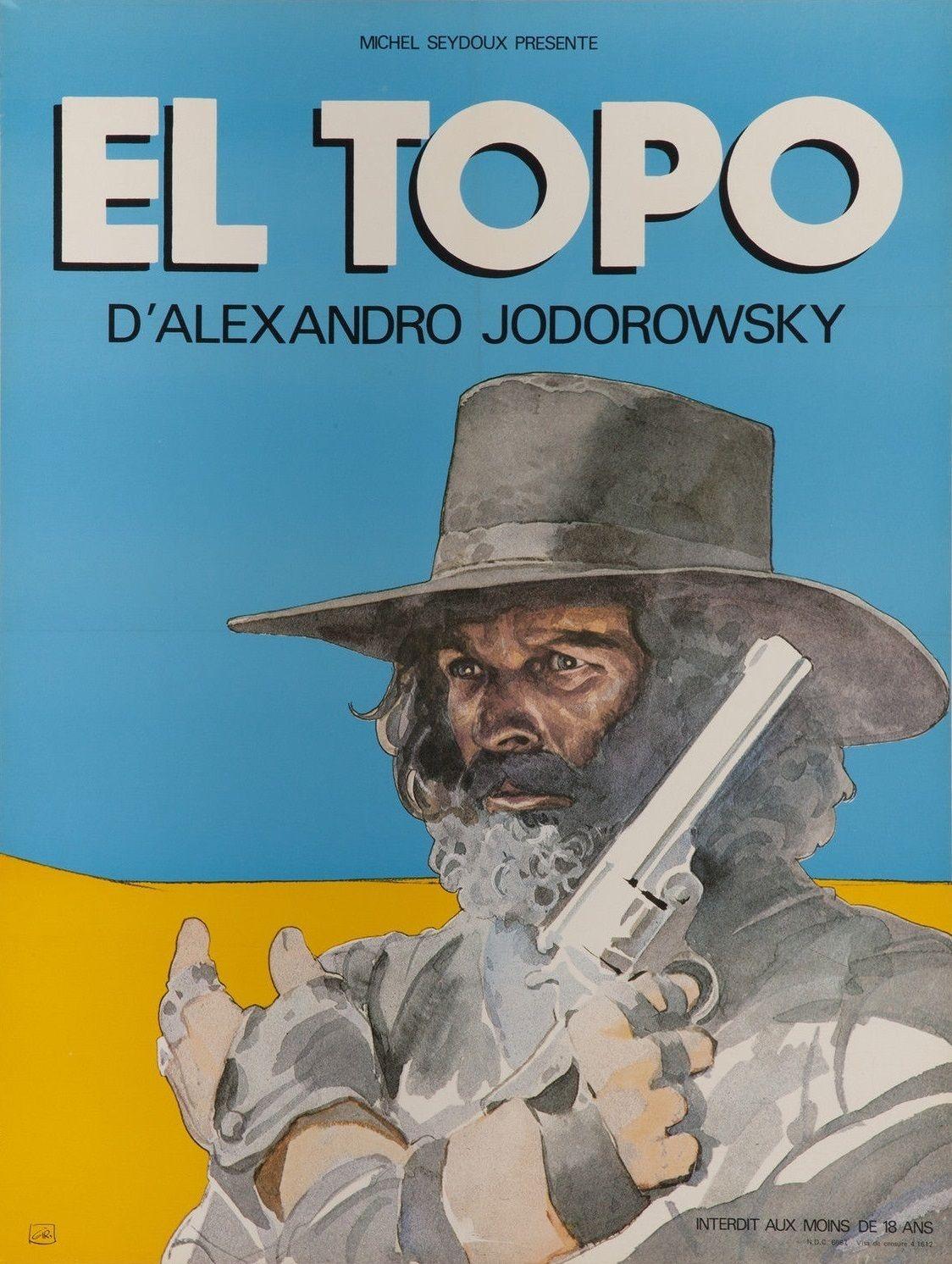 Votre top10 western El_Topo