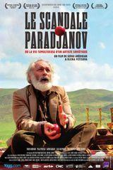 Affiche Le scandale Paradjanov ou la vie tumultueuse d'un artiste soviétique
