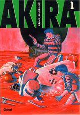 Couverture Akira (Noir et blanc), tome 1