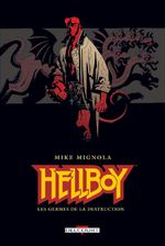 Couverture Les Germes de la destruction - Hellboy, tome 1