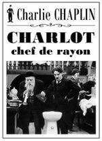Affiche Charlot chef de rayon