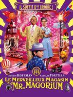 Affiche Le Merveilleux Magasin de Mr. Magorium