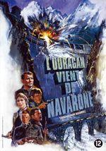 Affiche L'Ouragan vient de Navarone