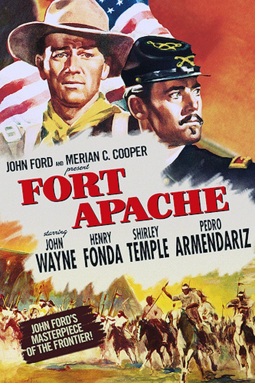 Affiches, posters et images de Le Massacre de Fort Apache ...